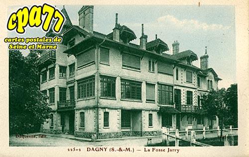 Dagny - La Fosse-Jarry