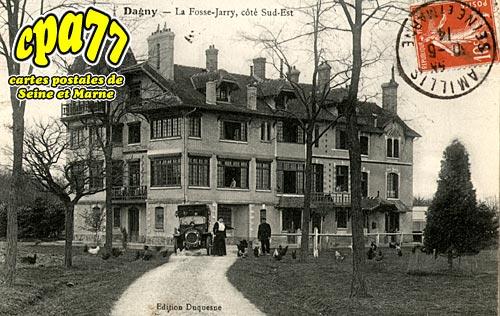 Dagny - La Fosse-Jarry, côté Sud-Est