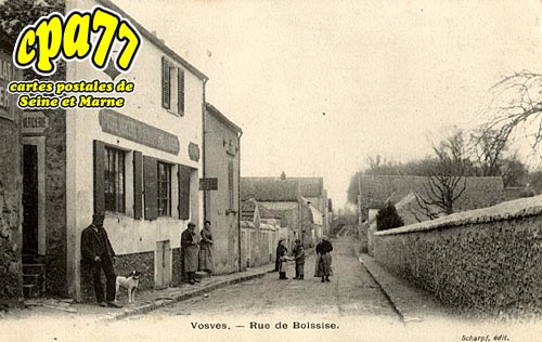 Dammarie Les Lys - Rue de Boissise