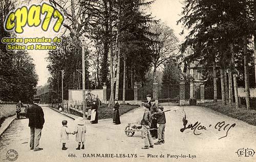 Dammarie Les Lys - Place de Farcy-les-Lys