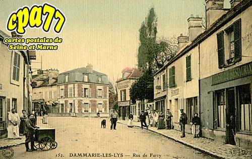 Dammarie Les Lys - Rue de Farcy