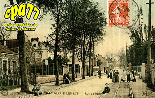 Dammarie Les Lys - Rue de Melun