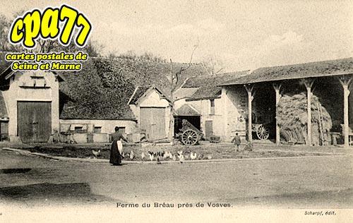 Dammarie Les Lys - Ferme du Bréau, près de Vosves