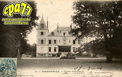 Dammarie Les Lys - Château de Dammarie