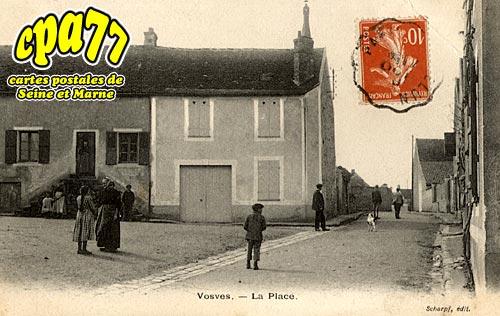 Dammarie Les Lys - La Place