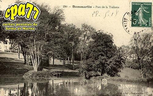 Dammartin En Goêle - Parc de la Tuilerie