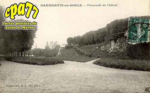 Dammartin En Goêle - Promenade du Château