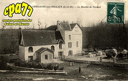 Dammartin Sur Tigeaux - Le Moulin de Prémol