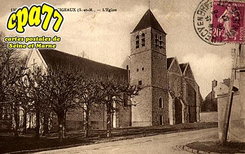 Dammartin Sur Tigeaux - L'Eglise