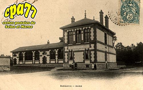Dammartin Sur Tigeaux - Mairie