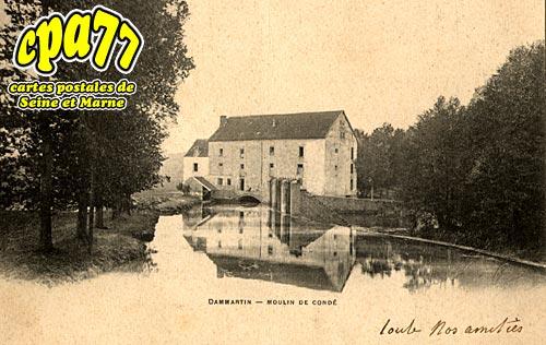 Dammartin Sur Tigeaux - Moulin de Condé