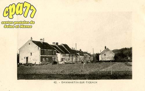 Dammartin Sur Tigeaux - Dammartin-sur-Tigeaux