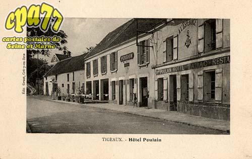 Dammartin Sur Tigeaux - Hôtel Poulain