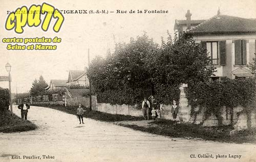 Dammartin Sur Tigeaux - Rue de la Fontaine