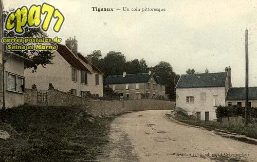 Dammartin Sur Tigeaux - Un coin pittoresque