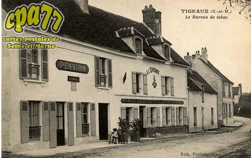 Dammartin Sur Tigeaux - Le Bureau de Tabac