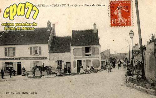 Dammartin Sur Tigeaux - Place de l'Orme