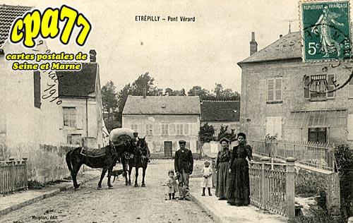 étrépilly - Pont Vérard