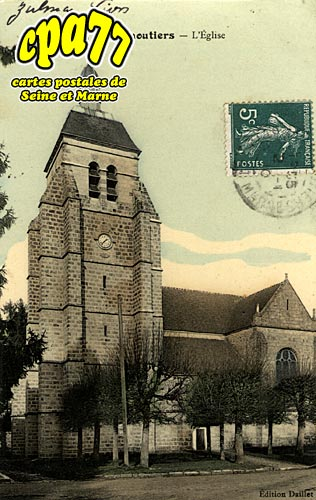 Faremoutiers - L'Eglise