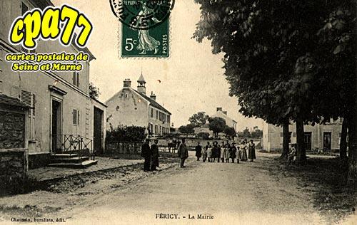 Féricy - La Mairie