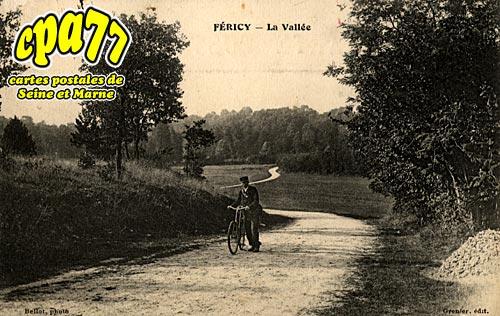 Féricy - La Vallée
