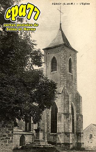 Féricy - L'Eglise