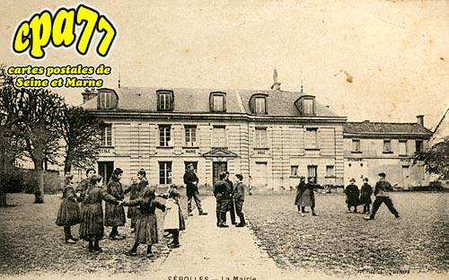 Ferolles Attilly - La Mairie