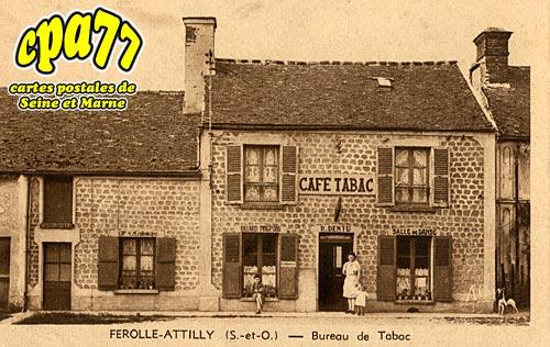 Ferolles Attilly - Bureau de Tabac
