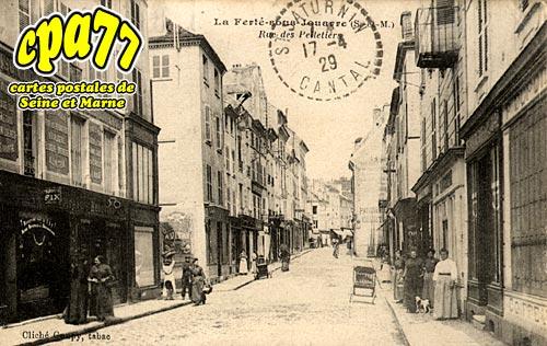 La Ferté Sous Jouarre - Rue des Pelletiers