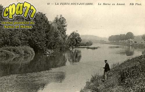 La Ferté Sous Jouarre - La Marne en Amont