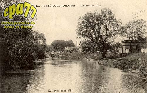 La Ferté Sous Jouarre - Un bras de l'Ile