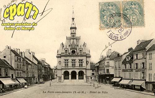 La Ferté Sous Jouarre - Hôtel de Ville