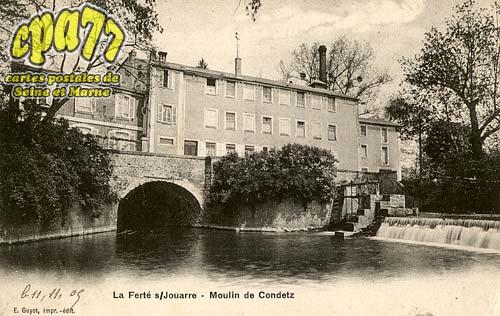 La Ferté Sous Jouarre - Moulin de Condetz