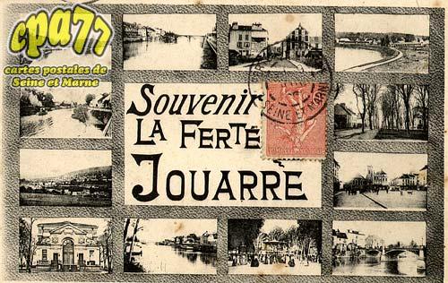 La Ferté Sous Jouarre - Souvenir de la Ferté-sous-Jouarre