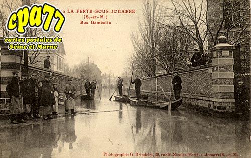 La Ferté Sous Jouarre - Rue Gambetta