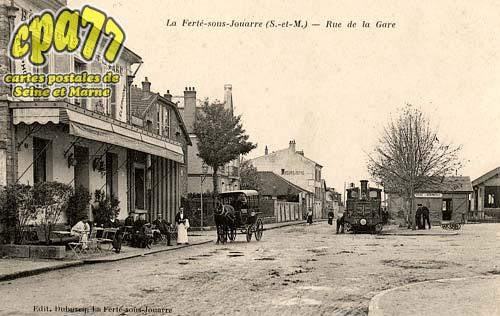 La Ferté Sous Jouarre - Rue de la Gare