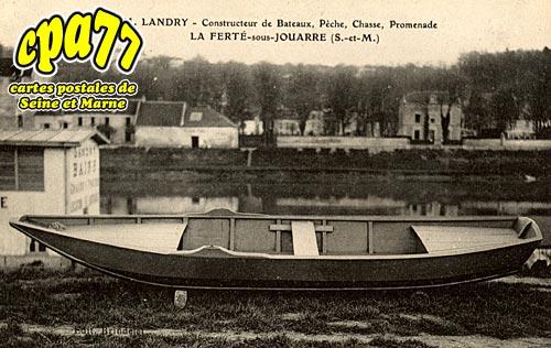 La Ferté Sous Jouarre - Constructeur de Bateaux, Pêche, Chasse, Promenade