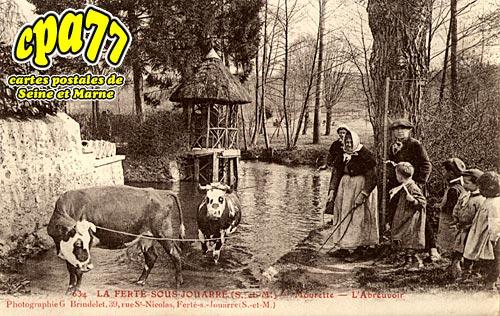 La Ferté Sous Jouarre - Mourette - L'Abreuvoir
