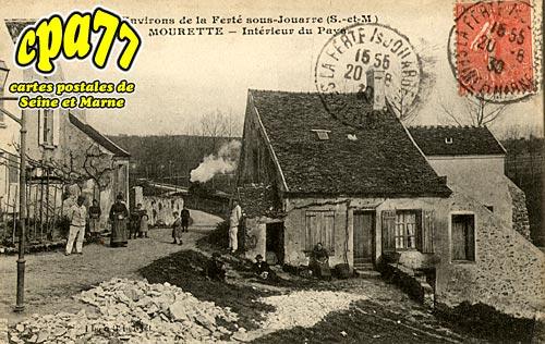 La Ferté Sous Jouarre - Mourette - Intérieur du Pays
