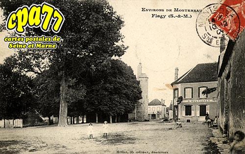 Flagy - Environs de Montereau - Flagy