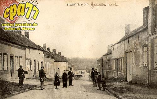 Flagy - Flagy (S.-et-M.)