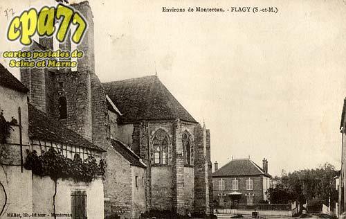 Flagy - Environs de Montereau - Flagy (S.-et-M.)