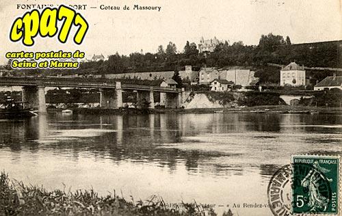 Fontaine Le Port - Coteau de Massoury