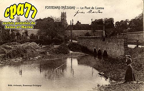 Fontenay Trésigny - Le Pont de Laveau