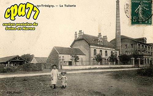 Fontenay Trésigny - La Tuilerie