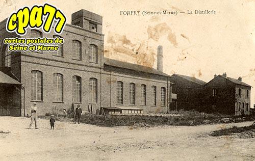 Forfry - La Distillerie