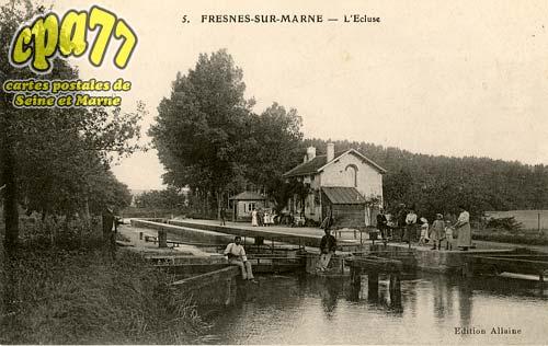 Fresnes Sur Marne - L'Ecluse