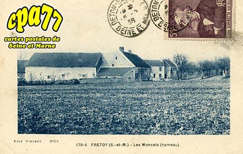 Frétoy Le Moutier - Les Moncels (hameau)