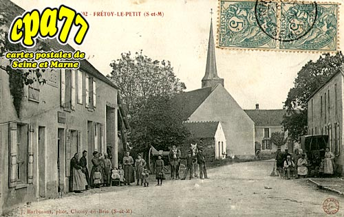 Frétoy Le Moutier - Frétoy-Le-Petit