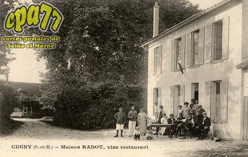 La Genevraye - Maison Radot, vins, restaurant